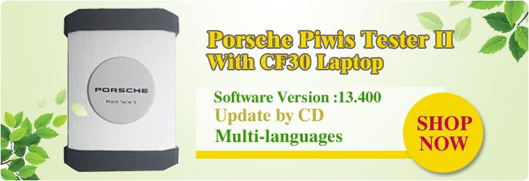 Porsche Piwis Tester II PIWIS II 13.400