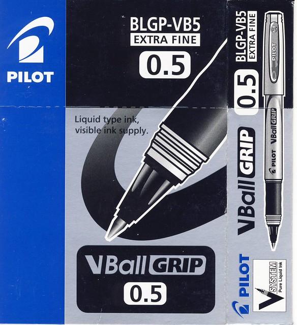 Pilot VBall Grip