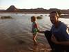 lake in Sinai