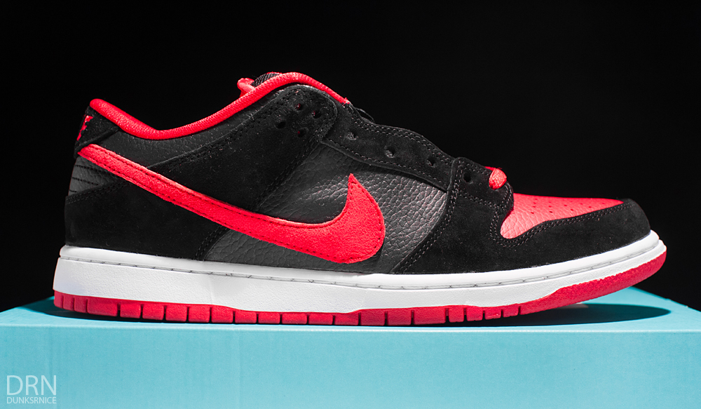 Red J Pack SB's.
