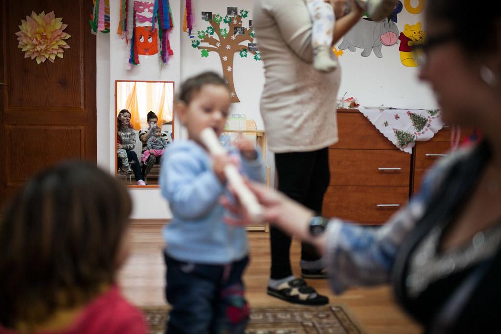 Gyerekesély program a Bodrogközben
