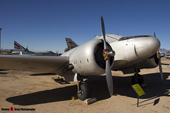42-2438 - 4260 - USAF - Beech AT-7 Navigator - Pima Air and Space Museum, Tucson, Arizona - 141226 - Steven Gray - IMG_8807