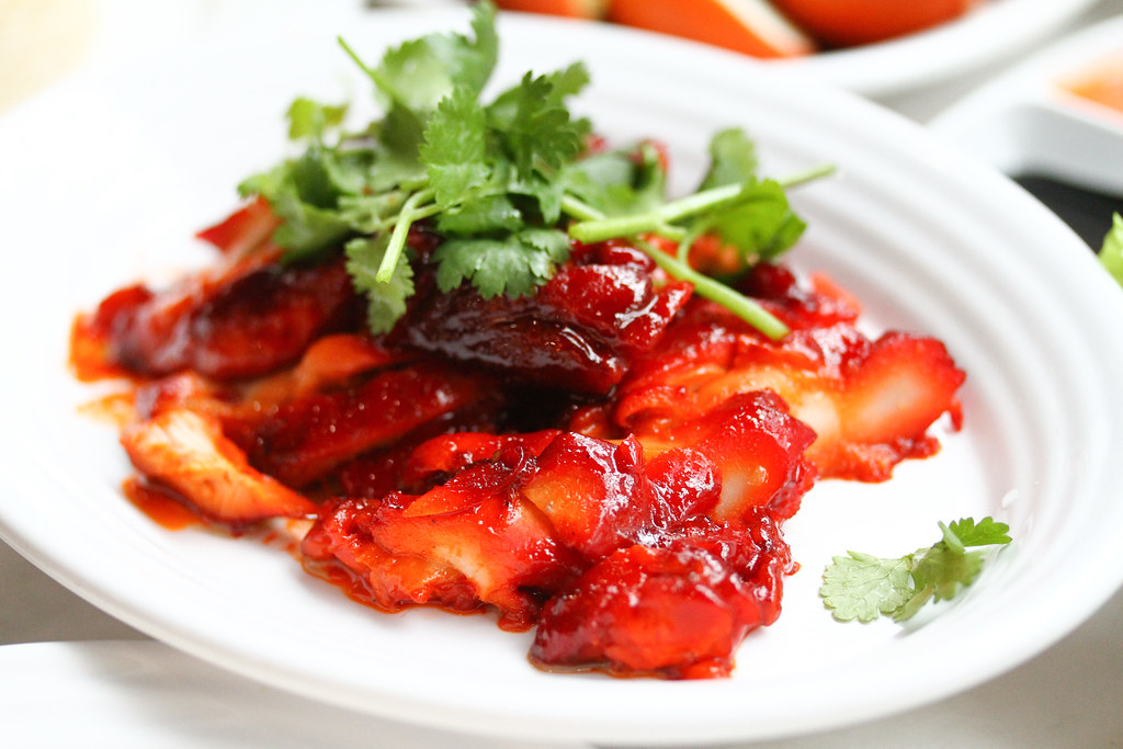 Chicky Fun: Char Siew made from chicken
