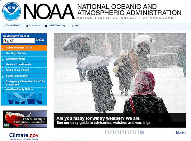 NOAA web 01/2015