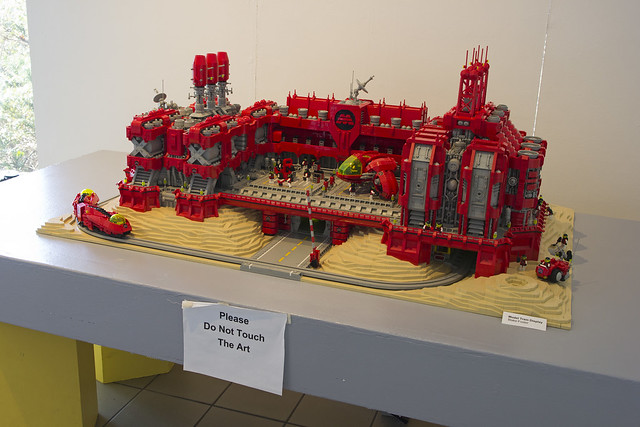 """M-Tron Magnet Factory at """"Brick by Brick"""" at the Morris Museum"""