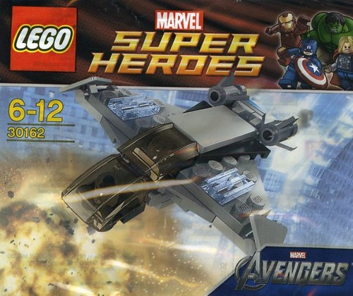LEGO Marvel Super Heroes 30162 - 2012 Edition