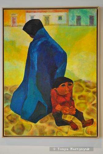 21. Eduardo Kingman. Pareja, 1979