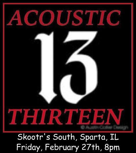 Acoustic 13 2-27-15
