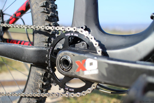 Wolftooth 30z & Sram X0 BB30