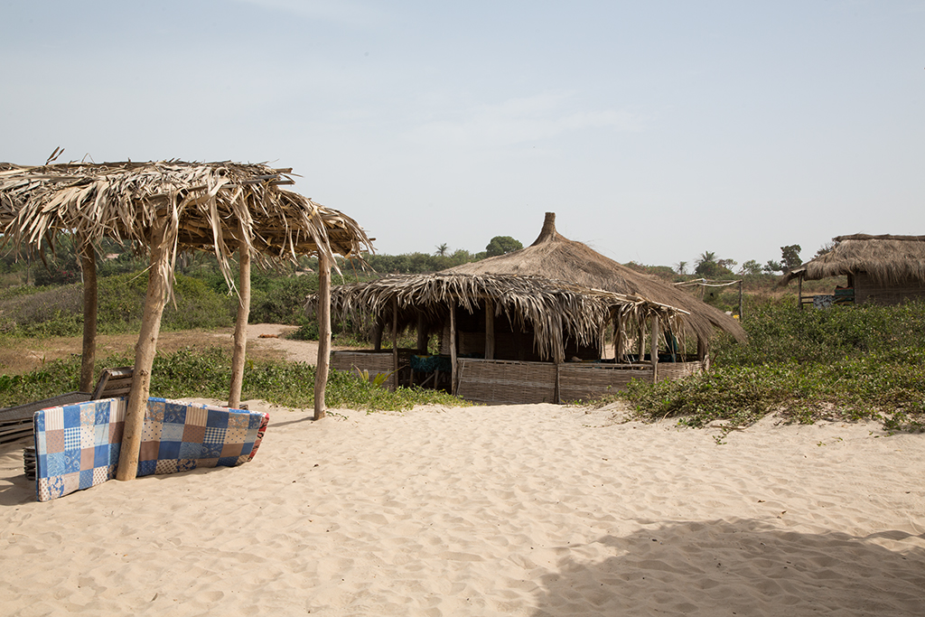 Tujering Beach bar   Gambia
