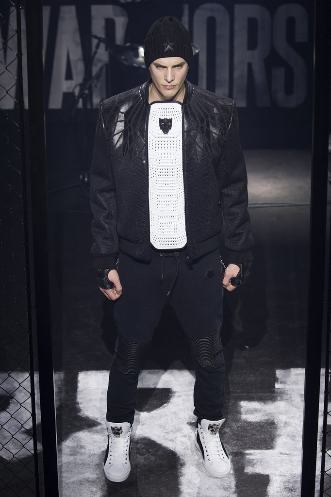 Tim Meiresone3151_FW15 Milan Philipp Plein(fashionising.com)