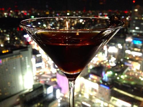 Manhattan over Tokyo