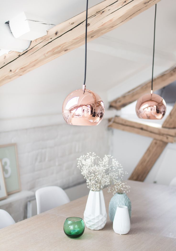 Home Inspiration Kupfer Lampen 03