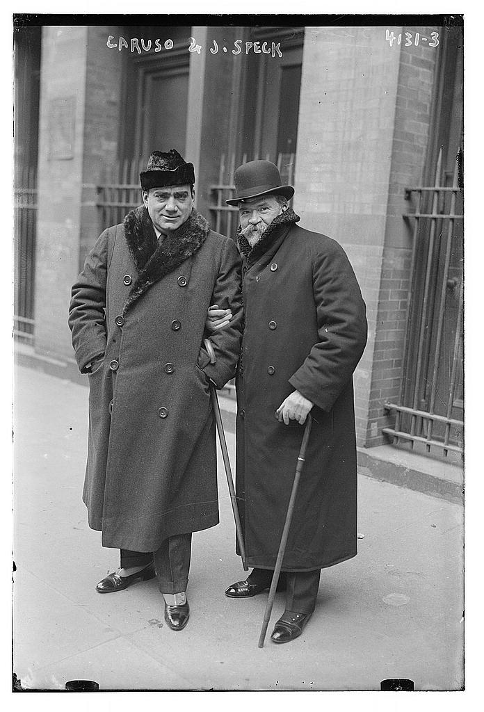 Caruso & J. Speck (LOC)