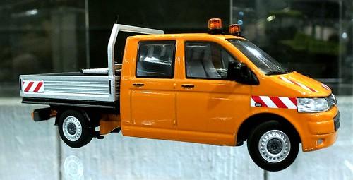 NZG VW Transporter doppia cabina