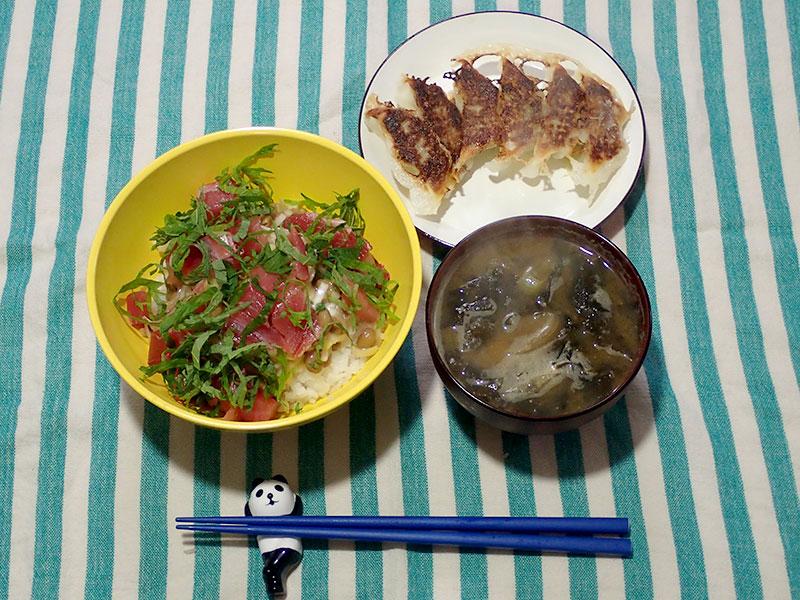 2015年2月10日の晩ご飯