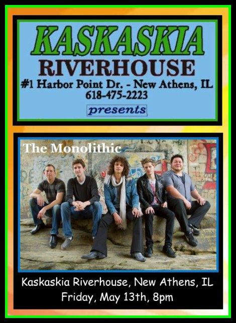 Kaskaskia Riverhouse 5-13-16