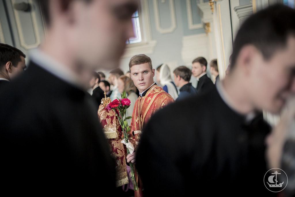 14 мая 2016, Всенощное бдение накануне Недели 3-й по Пасхе, святых жен-мироносиц / 14 May 2016, Vigil. 3rd Sunday of Pascha. Sunday of the Myrrh-bearing Women