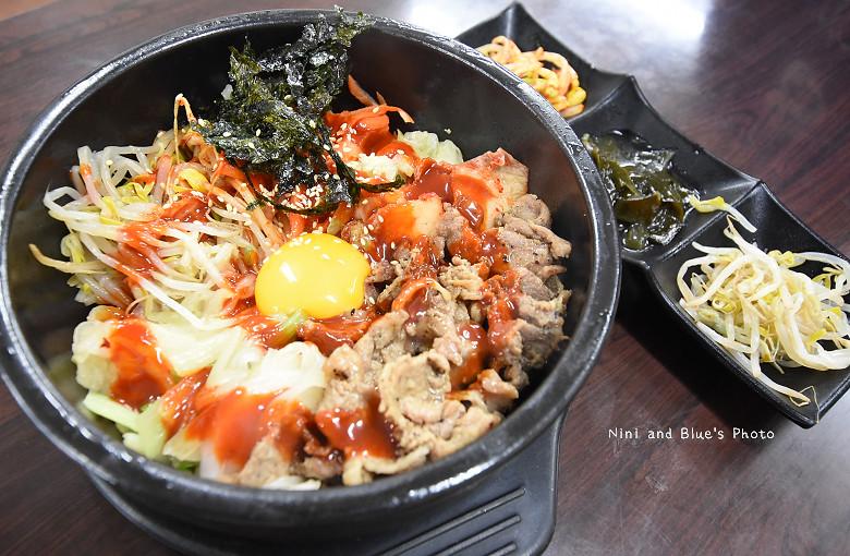 台中霧峰韓式料理韓香屋05