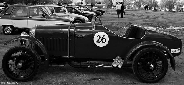 El coche de Leoncia