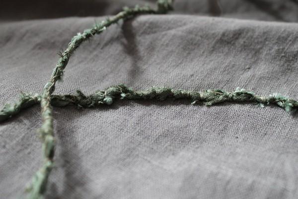 Applied silk stems - Misericordia