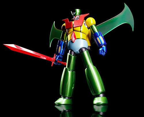 【PB販售資訊公開!】SR 超合金無敵鐵金剛(鋼鐵吉克配色) スーパーロボット超合金 マジンガーZ(鋼鉄ジーグカラー)