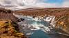 Hraunfossar & Barnafoss Waterfalls