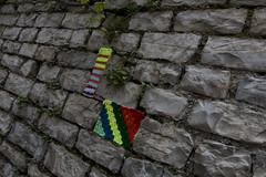 Yarn bombing Besançon 50
