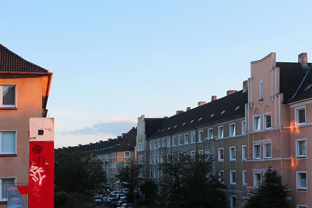 Abendspaziergang Dortmund 2016