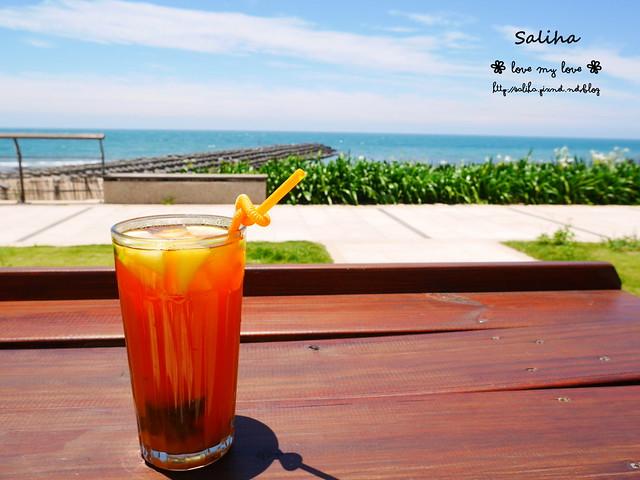 三芝淺水灣海邊咖啡餐廳推薦那年夏天 (1)