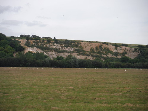 Quarry, from Test Meadows