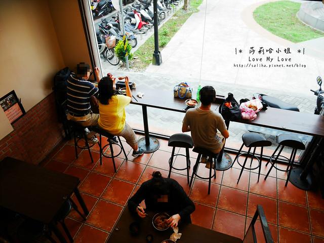 淡水捷運站附近餐廳美食黑殿排骨飯 (20)