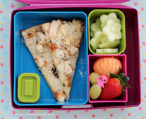 Pizza school lunch - Laptop Lunches for Kindergarten bento box