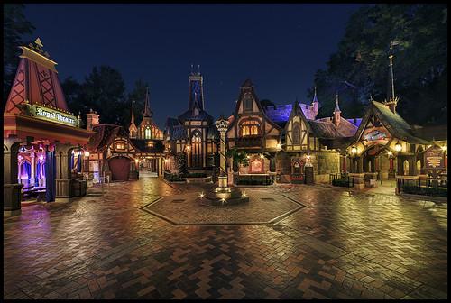 Fantasy Faire - Disneyland