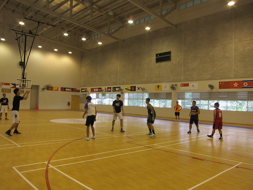 MEon3 Bsketball Clinic