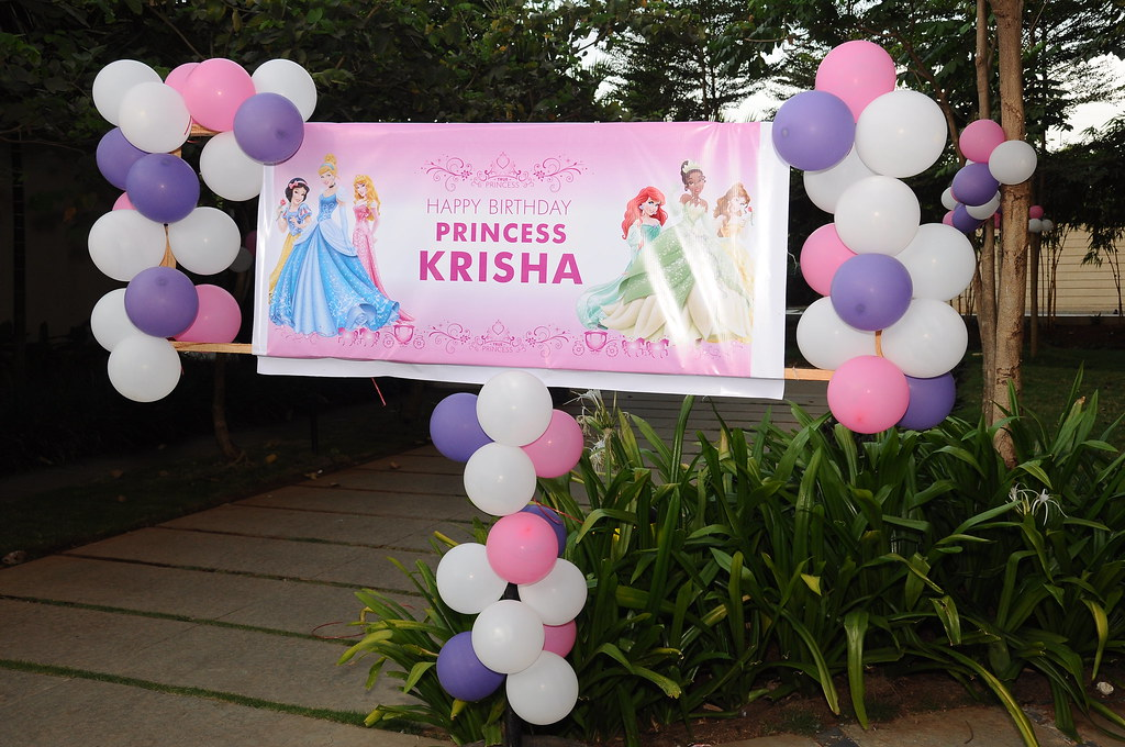 Princess Theme - Oberoi Splendor (Mumbai)   partyManao com