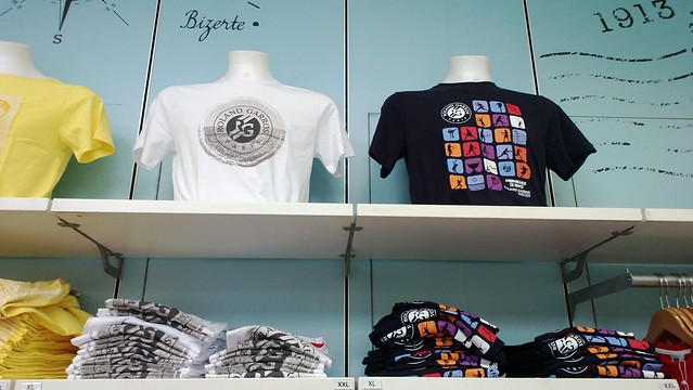 Roland Garros official merchandise