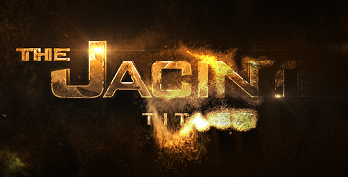 金粉字-the jacinn