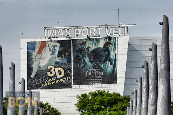 IMAX Port Vell