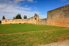 Walls of Former Prisoners Barracks, Built 1832-1835, Kingston, Norfolk Island