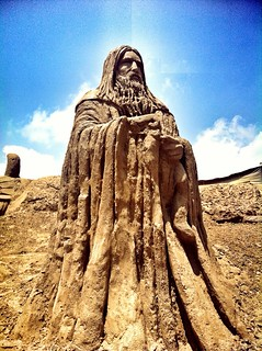 Attēls no Sandland. sculpture festival sand antalya sandsculpture internationalfestival sandland kundu uploaded:by=flickrmobile flickriosapp:filter=nofilter