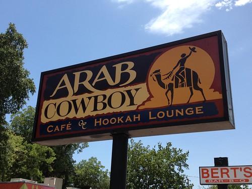 Arab Cowboy