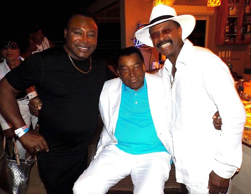 George Benson, Bobby Martin (The Granddaddy of R&B), Larry Graham