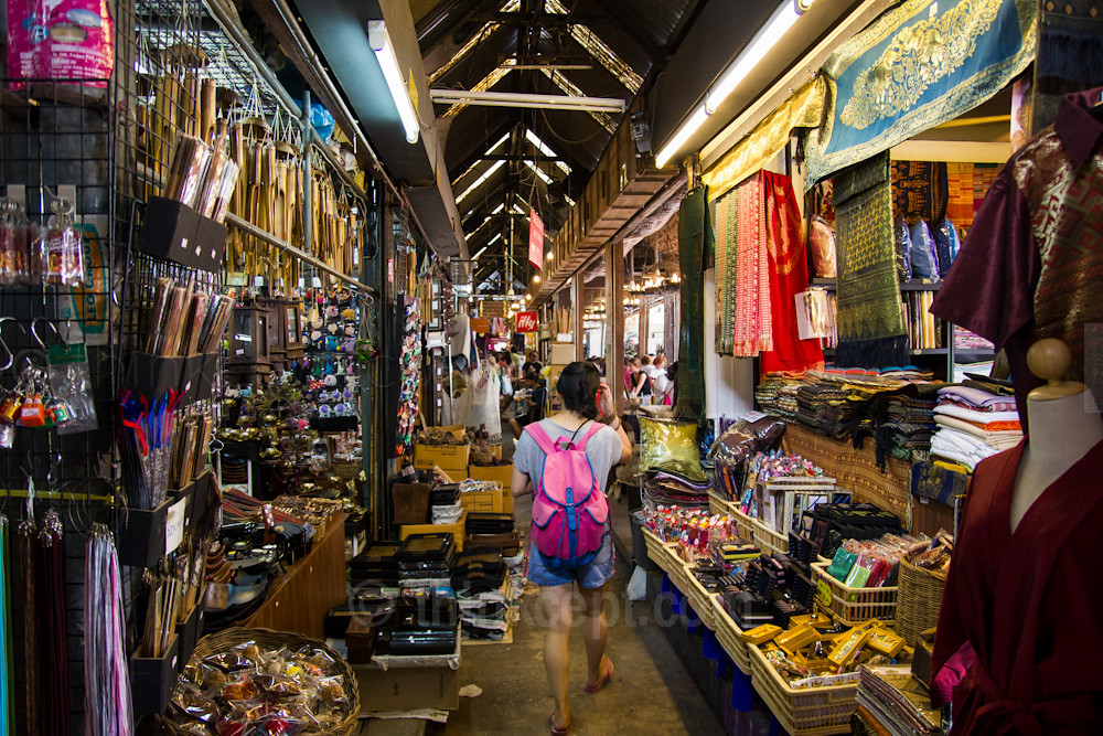 Bangkok Chatuchak Weekend Market • Travel Speak