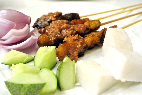 Picture - Satay 2
