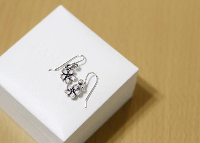 Style Musings: Pandora's Cherry Blossom Charm
