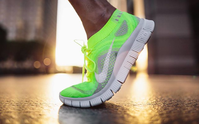 Nike Free Flyknit Nature Amplified