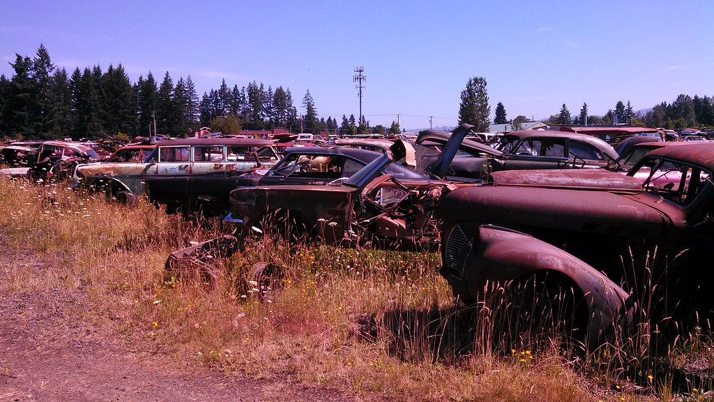 Auto parts salvage yard near me