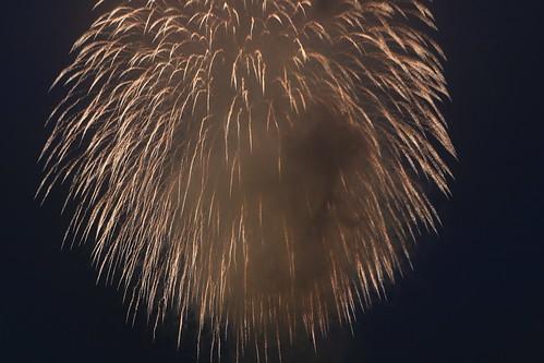 the 28th Kanagawa Shimbun Fireworks Festival 11