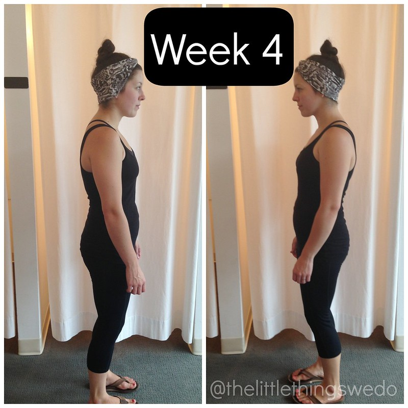 Barre3 Fitness: Week 4